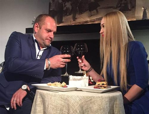 Светлана Кальметова и Илья Кротков