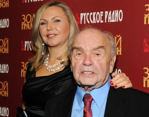 Светлана Шаинская жена Владимира Шаинского