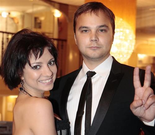 Светлана Светикова и Андрей Чадов