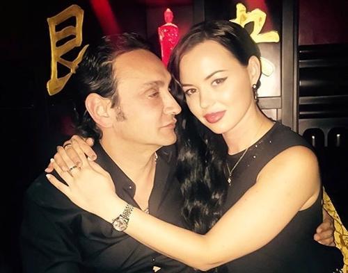 Таня Киося и её новый муж