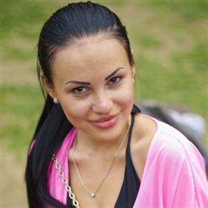 Татьяна Охулкова - фото из Инстаграм