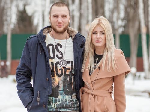 Тимур Гарафутдинов и Кристина Лясковец