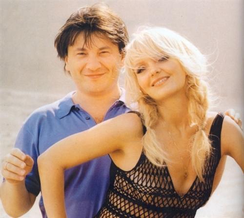 Певица Валерия и Шульгин Александр
