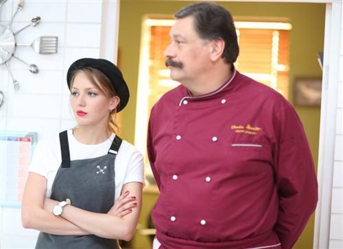 Екатерина Семенова из Кухни (актриса Валерия Федорович)