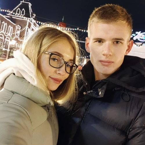 Варвара Баракина девушка Михаила Агеева