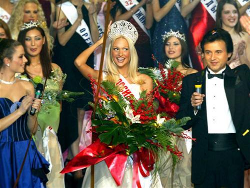Виктория Лопырёва в конкурсе красоты Мисс Россия