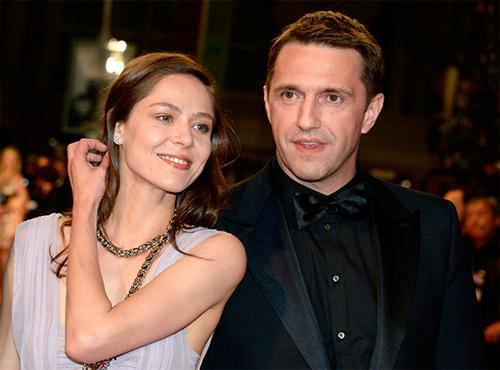 Владимир Вдовиченков и Елена Лядова поженились