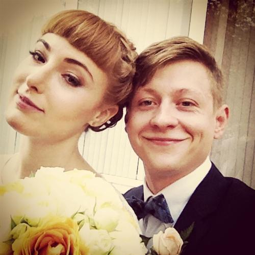 Вячеслав Евлантьев и его жена Рита Васина