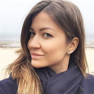 Юлия Курепова - фото из Инстаграм
