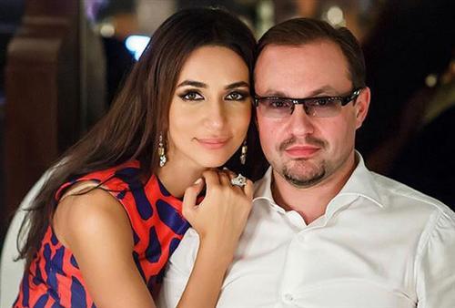 Зара и её муж Сергей Иванов