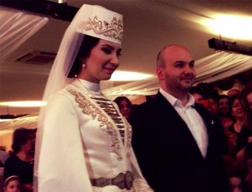 Заур Байцаев и его жена